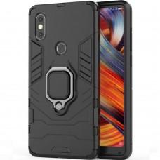 Бронь-чехол Ring Armor Case Xiaomi Mi Mix 2 (Чёрный)