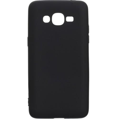 Силиконовый чехол Graphite Samsung Galaxy J5 (2015) J500 (черный)