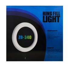 Набор для съемки LED-лампа на стойке Fill Light ZD-340 (Чёрный)