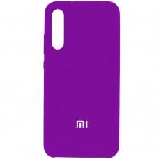 Силикон Original Case Xiaomi Mi A3 (Фиолетовый)