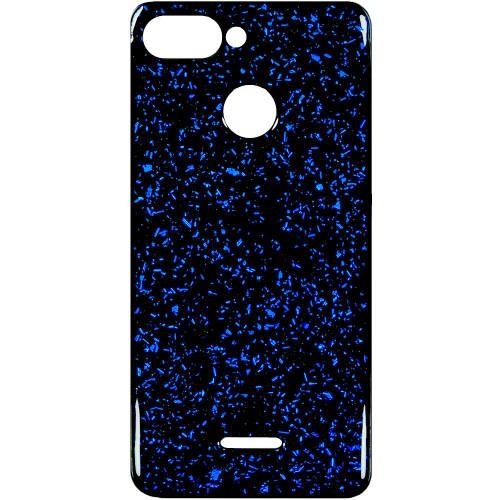 Накладка Confetti Xiaomi Redmi 6 (Синий)
