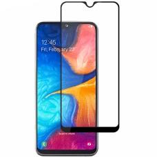 Защитное стекло для Samsung Galaxy A20e Black