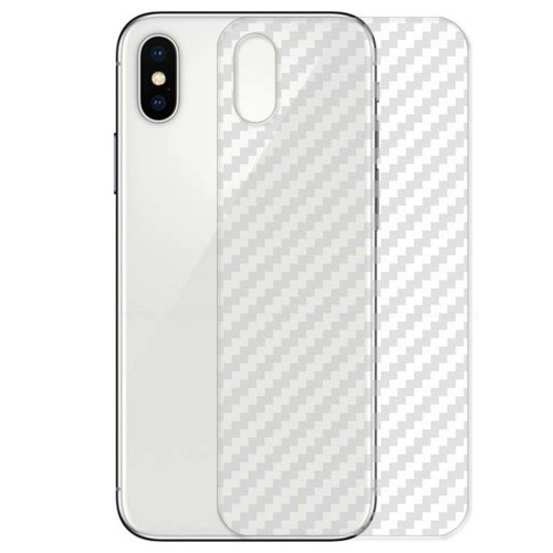 Пленка Carbon Back Apple iPhone 7 / 8 Clear