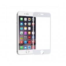 Защитное стекло 3D Apple iPhone6/6s Plus White