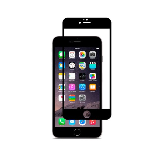 Стекло 5D Apple iPhone 6 / 6s Black