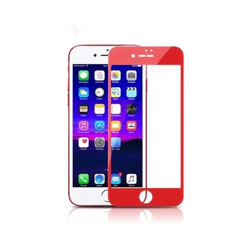 4D Стекло Apple iPhone6 Plus Red
