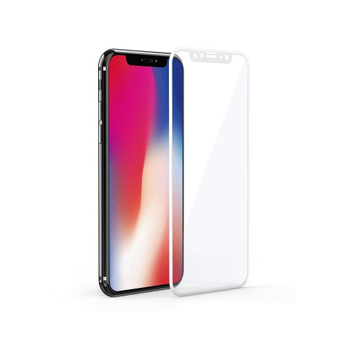 5D Стекло Apple iPhone X / XS / 11 Pro White
