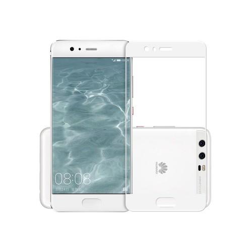 Стекло Huawei P10 Plus White