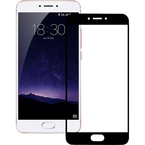 Стекло 3D Meizu MX6 Black