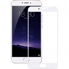 Стекло Meizu MX6 White