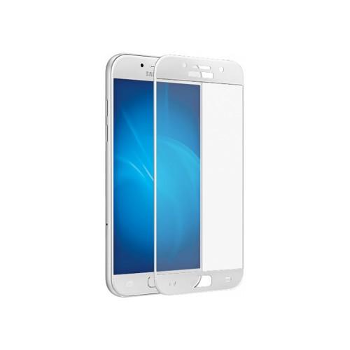 5D Стекло Samsung Galaxy J5 (2017) J530 White