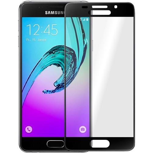 Стекло Samsung Galaxy A3 (2016) A310 Black