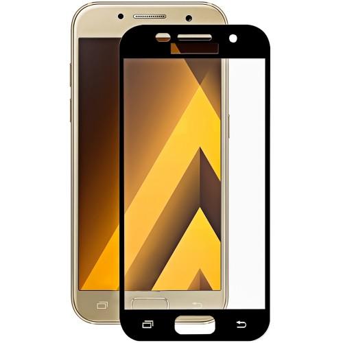 Стекло Samsung Galaxy A5 (2017) A520 Black