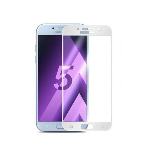 Стекло Samsung Galaxy A5 (2017) A520 White