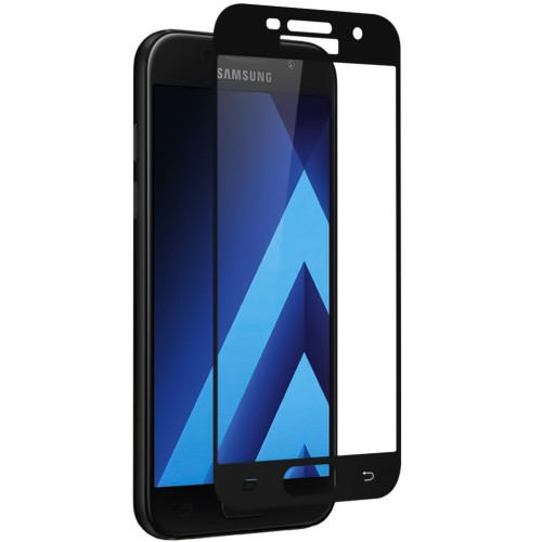 Стекло Samsung Galaxy A7 (2017) A720 Black