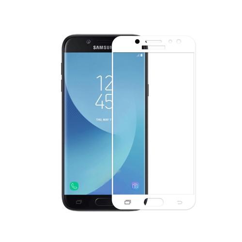 Стекло Samsung Galaxy J3 (2017) J330 White
