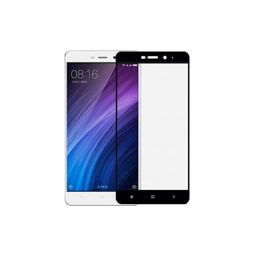 Стекло Xiaomi Redmi 4 Black