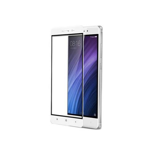 Стекло 3D Xiaomi Redmi 4 White