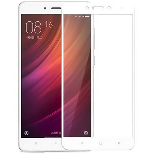 Стекло Xiaomi Redmi Note 4 White