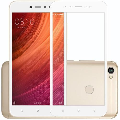Стекло 3D Xiaomi Redmi Note 5a White
