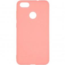 Силикон iNavi Color Huawei Nova (розовый)