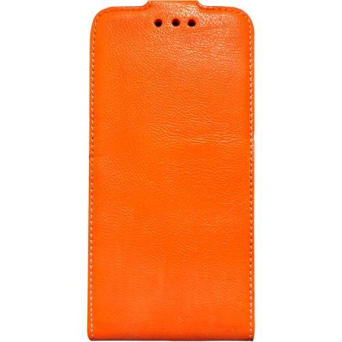 Чехол-книжка Flip Universal 5.0 (Оранжевый)
