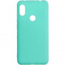 Силикон iNavi Color Xiaomi Redmi 6 Pro / Mi A2 Lite (Бирюзовый)