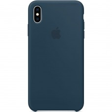 Чехол Silicone Case Apple iPhone XS Max (Pacific Green)