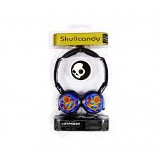 Наушники Skullcandy LowRider 40mm (лопухи) (черный)