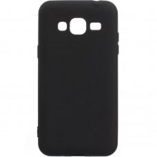 Силиконовый чехол SMTT Samsung J2 Prime G530 Черный