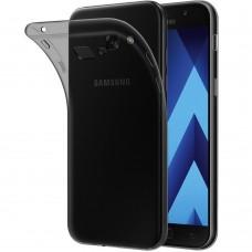 Силикон WS Samsung Galaxy A5 (2017) A520 (Тёмный)