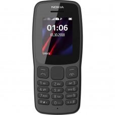 Мобильный телефон Nokia 106 Dual Sim (Grey)