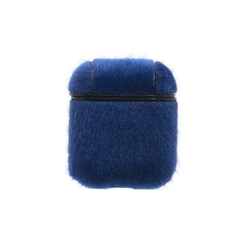 Чехол для наушников Apple AirPods Wool Case (синий)