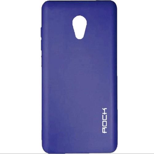 Силикон Rock Matte Meizu M5 Note (Blue)