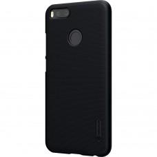 Чехол Nillkin Frosted Shield Xiaomi Mi Max 2 (черный)