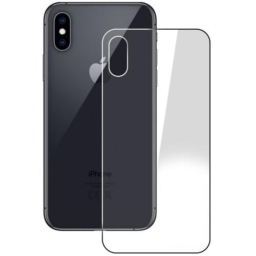 Защитное стекло Apple iPhone X / XS (на заднюю сторону)