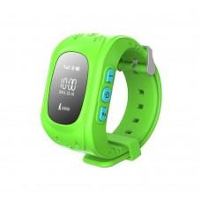 Детские смарт-часы Smart Baby Watch Q50 (Green)