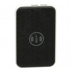 PowerBank Golf GF-W2 8000mAh (Black)