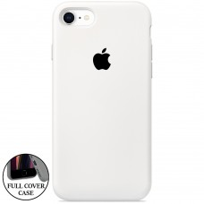 Силикон Original Round Case Apple iPhone 7 / 8 (41) Hard White