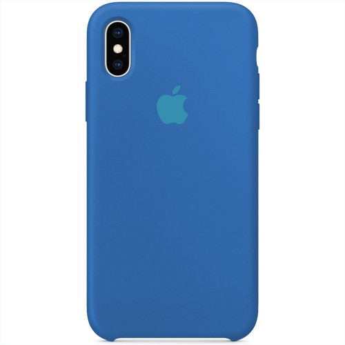 Силикон Original Case Apple iPhone X / XS (65)
