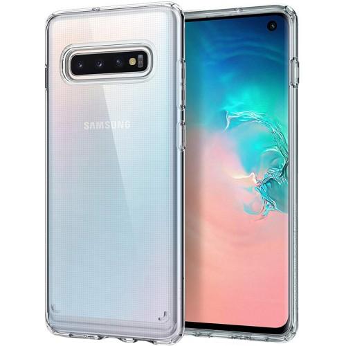 Силикон Virgin Case Samsung Galaxy S10 (прозрачный)