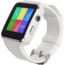 Смарт-часы SmartWatch X6 (Белый)