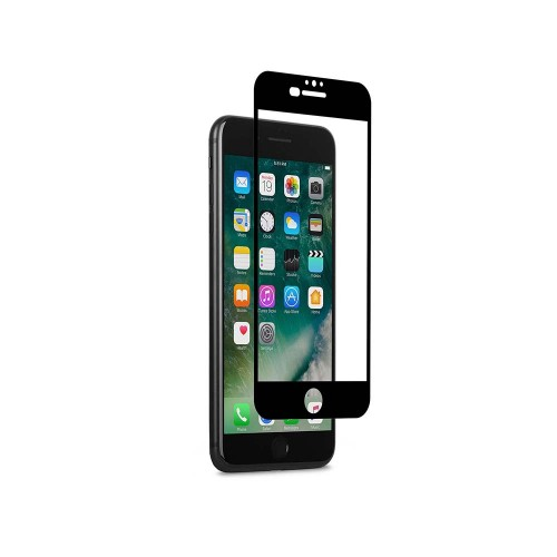 Стекло 5D Apple iPhone 7 Plus / 8 Plus Gold