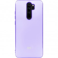 Силикон Zefir Case Xiaomi Redmi Note 8 Pro (Фиолетовый)