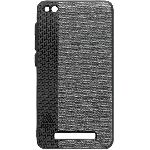 Силиконовый чехол Inavi Xiaomi Redmi 4a (черный)