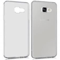 Силикон WS Samsung Galaxy A3 (2016) A310 (Серый)