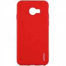 Силиконовый чехол iNavi Color Huawei Y5-II (Красный)