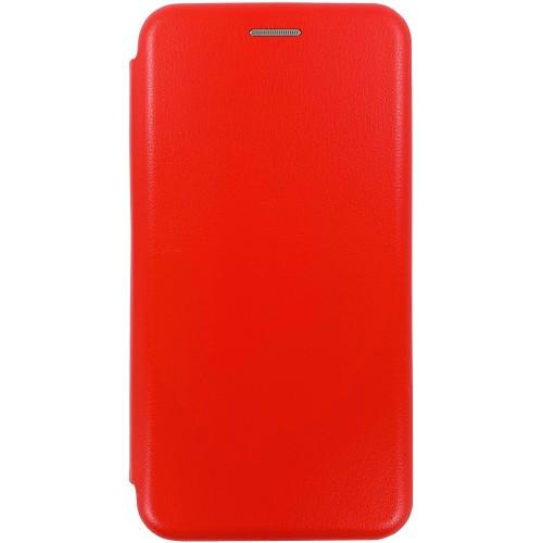 Чехол-книжка Оригинал Meizu Pro 7 Plus (Красный)