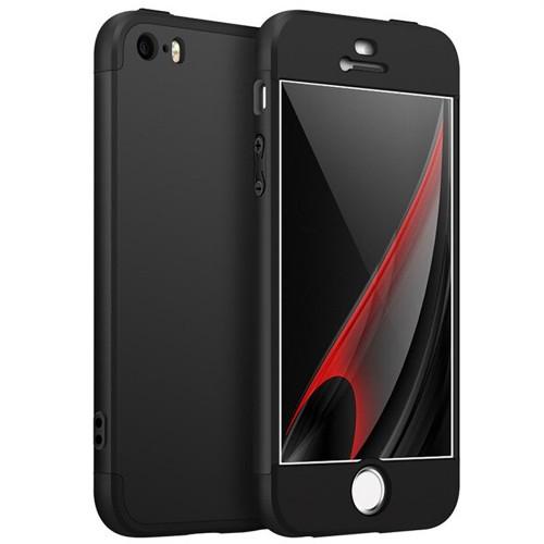 Чехол Apple iPhone 5 360 Full Protective Black