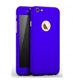 Чехол Apple iPhone 5 360 Full Protective Blue